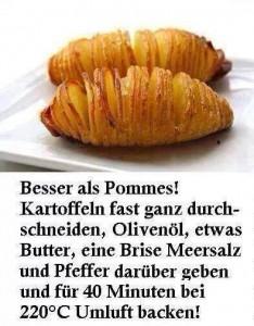 Schnittkartoffel