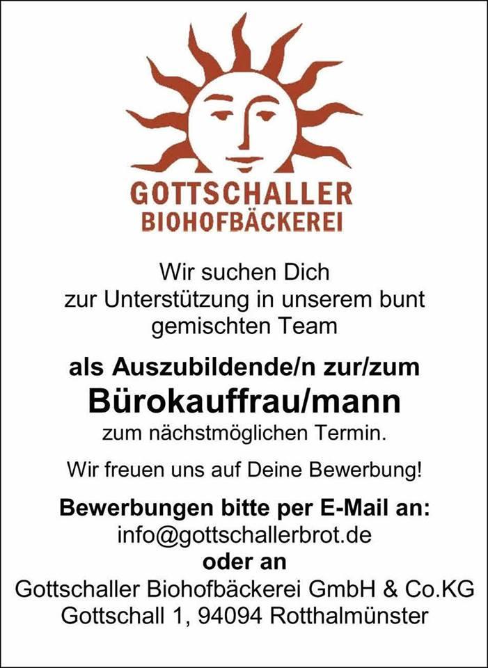 Gottschaller - Stellengesuch 1607